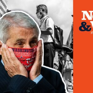 Mask Mandates Are BACK Even for the Vaxxed! Is Your City NEXT? | The News & Why It Matters | Ep 828