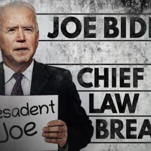 Mark Levin: Joe Biden Is America's Chief Law Breaker
