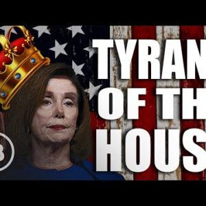 Mark Levin: Nancy Pelosi Is the TYRANT of the House