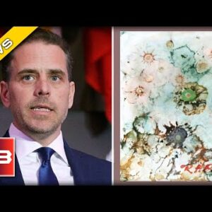 Hunter Biden's Art Scheme BACKED by the White House - Here's Their Cover Plan for Him