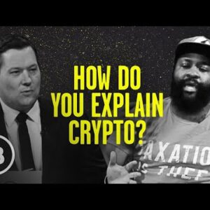 How To Explain Crypto to the Average Person with Eric July | Stu Does America