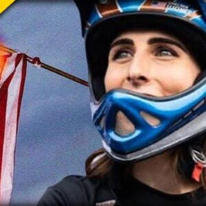 Olympic Athlete Promises to Set Fire to American Flag on Medal Podium