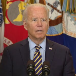Biden's Brain BREAKS on LIVE TV As He Stares Off Into Space for Several Seconds