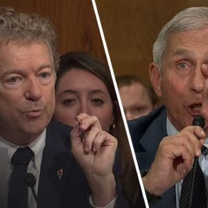 Rand Paul ENDS Dr. Fauci's Whole Career As He Panics and FREAKS OUT