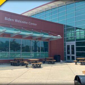 Travelers HORRIFIED at the Condition of Biden's Namesake Rest Stop in Delaware