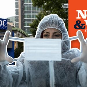 WHAT A TEASE! CDC REVERSES Mask Guidelines for the VACCINATED | The News & Why It Matters | Ep 829