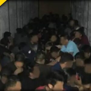 State Troopers Bust Semi-Truck Packed with 105 Illegal Immigrants That Were Smuggled Into the US