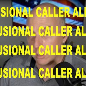 """ANGRY DELUSIONAL CALLER CLAIMS: """"THE GOVERNMENT IS NOT COMING TO YOUR HOUSE!"""""""