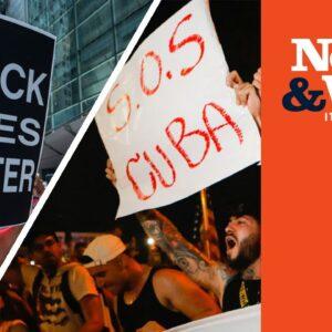 DESPICABLE! Black Lives Matter DEFENDS Cuban Communist Regime | The News & Why It Matters | Ep 821
