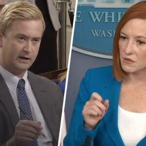 Psaki Has TOTAL DISASTER Explaining Why Vaccines Work Following New Mask Recommendations
