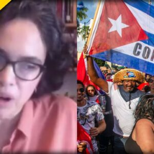 CNN Guest Blames COVID and Trump for Cuba Uprising - Immediately Gets Hit with a Face Check
