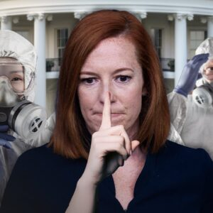 Why Won't Jen Psaki Share White House COVID Cases? | Pat Gray Unleashed