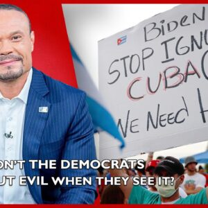 Ep. 1563 Why Won't The Democrats Call Out Evil When They See It? - The Dan Bongino Show®
