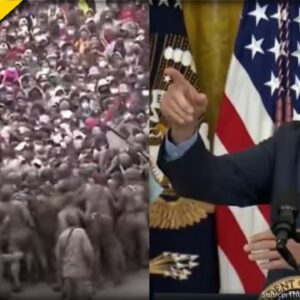 Biden Caught By Fox News Reporter Covering Up Story On Releasing Infected Migrants