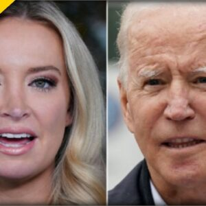 Kayleigh McEnany SLAMS Joe Biden for Not Taking a SINGLE Question on HUGE Afghanistan Crisis