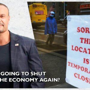 Ep. 1576 Is Biden Going To Shut Down The Economy Again? - The Dan Bongino Show®
