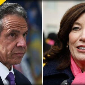 Andrew Cuomo TERRIFIED after Incoming Gov. Reveals What She May Do Him
