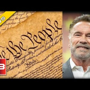 BLOWBACK for Schwarzenegger He Just Got ROASTED for Tonedeaf Comment about YOUR Freedom
