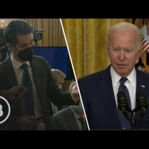 Biden Has TRAINWRECK When Asked if He Gave Taliban Hit List of American Names