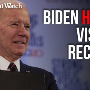 Biden Hiding Visitor Records