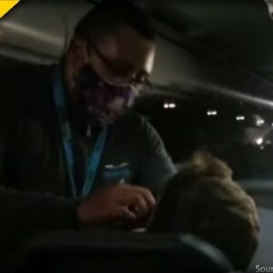 Passenger Duct Taped To Airplane Mid-Flight After Unhinged Outburst Against Crew