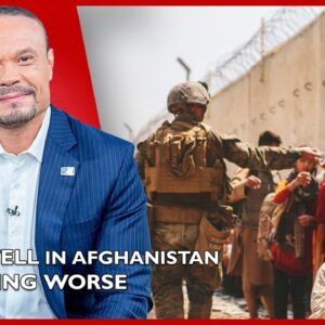 Ep. 1590 The Intell On The Ground In Afghanistan Is Getting Worse - The Dan Bongino Show®