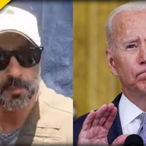 Biden CURSED after Infants Are Abandoned by Parents Outside Kabul Airport