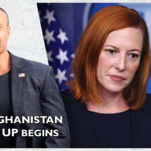Ep. 1591 The Afghanistan Cover Up Begins - The Dan Bongino Show®