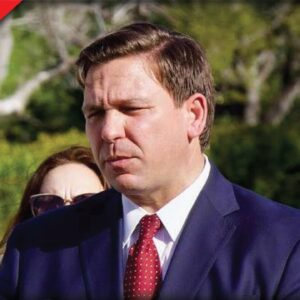 """DeSantis Challenges Biden, Announces He Doesn't """"Want To Hear A Blip"""" From President"""