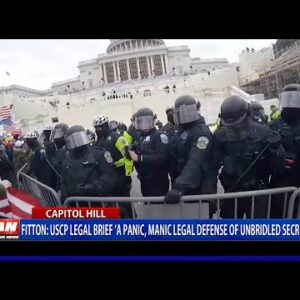 January 6 SECRETS Being Kept from Americans by Capitol Police, Pelosi