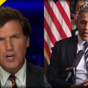 Tucker Carlson Reveals What Is Really Happening Surrounding Obama's Birthday Scandal
