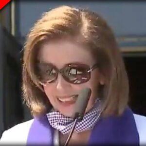 Nancy Pelosi Jokes - Completely Ignores 13 US Troops Killed