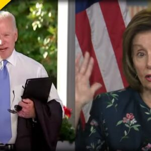 Biden Forced To Respond To Pelosi-led Disaster, Thousands To Be Left Without Place To Live