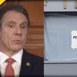Sex Scandal-Plagued Cuomo Begs Businesses To Punish Unvaccinated