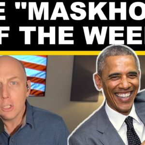 """THE """"MASKHOLE"""" OF THE WEEK!"""