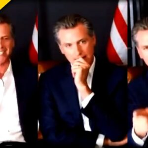 LOSING IT: Newsom Goes On Unhinged Profanity Laced Rant, Slams Desk With Hand in Rage Over Recall