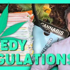 Weedy Regulations