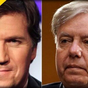 SHOTS FIRED! Hannity SPEECHLESS When Tucker BLASTS Lindsey Graham Just Before He Shows Up