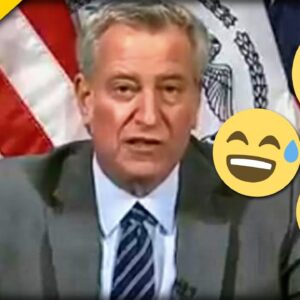 Gov. de Blasio? Won't Rule Out A Run - But There is Just One Problem With that