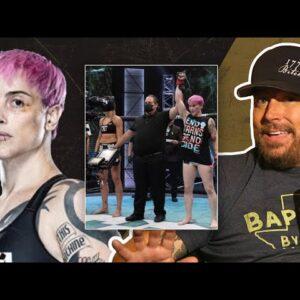Transgender MMA Fighter DESTROYS Biologically Female Opponents | The Chad Prather Show