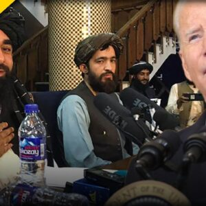 Psaki Reveals if Biden Admin will Recognize Taliban as Afghan Government