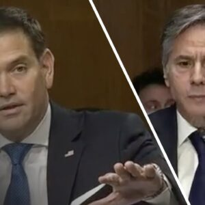 Rubio ERUPTS Over Classified Info on Biden's Botched Afghanistan Withdraw