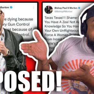 Black Pastor BLOCKED ME for EXPOSING HIM