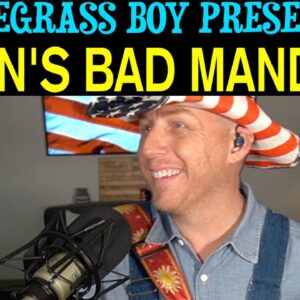 BLUEGRASS BOY PRESENTS: BIDEN'S BAD MANDATE!