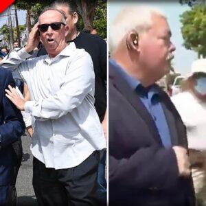 BREAKING: Violent Leftists Attack Larry Elder in Broad Daylight