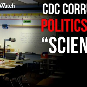 CDC IS CORRUPT: Docs Show Collusion with Teachers Unions!