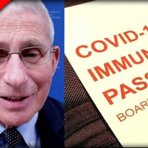 IT BEGINS: Fauci Endorses SHOCKING New Mandate That Will Grind This Nation To a Halt