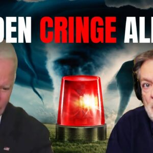 CRINGE: Biden Has New Word for Tornados | Pat Gray Unleashed