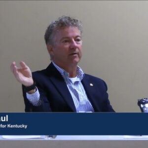 Dr. Rand Paul Speaks with Kentuckians in Ohio County, KY