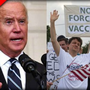"""""""TO THE GATES OF HELL!"""" States Declare WAR on Biden's Tyrannical Covid Orders on America"""